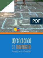 Aprendiendo en Movimiento - Presentación