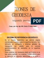 Nociones de Geodesia2