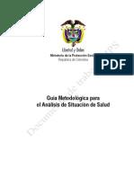 Guía Metodológica Para ASIS