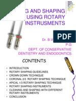 c& s rotary inst