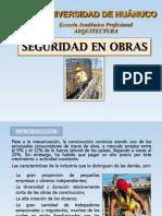 Sesion 10 - Seguridad en Obras
