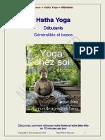 Cours de Hatha Yoga Débutants