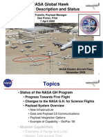 NASA Global Hawk Project Status
