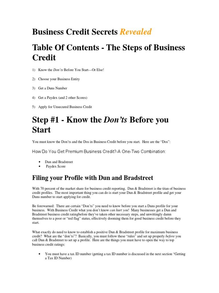 Business credit secrets revealed limited liability company business credit secrets revealed limited liability company partnership reheart Images