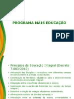 b6d01d86c5d Série Cadernos Pedagógicos Mais Educação