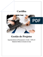 Cartilha Gerenciamento de Projetos v1.1