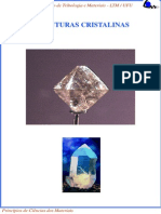estruturas cristalinas EPM