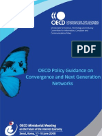 2 –oecd Policy Guidance on Convergence and Next Generation Networks