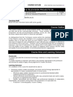 Pasa 7261 y3 Projects Course Outline