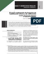 Gaceta Civ Agosto2013.Reglamento de Ley Habilitaciones