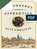 Gutenberg's Apprentice by Alix Christie: An Excerpt