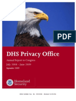 DHS Privacy Office