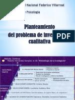 Universidad Nacional Federico Villarreal Planteamiento Del Problema