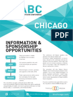 NABC Chicago Sponsorship Info 19-5-2014