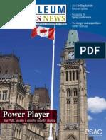 PSAC Petroleum Service News Summer 2014