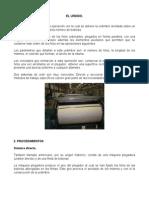 Manual Del Urdido