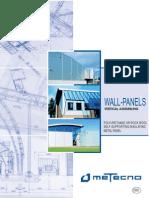 Metecno Wall Vertical Manual