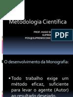 Metodologia Científica - AULA DOIS