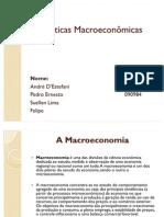 Atividade 15 Macroeconomia