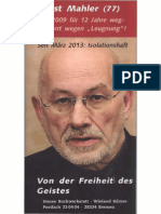 Von der Freiheit des Geistes - Horst Mahler.pdf