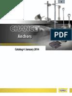 Catalogo de Anchors