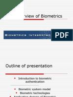 Biometric Presentation