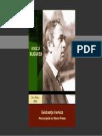 V. Bugariu Personajele Lui M. Preda