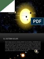 nuestro sistema solar y sus componentes
