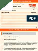 Ética e Relações Humanas No Trabalho - Atividade Colaborativa - Rafael Gasparetto 2505068946