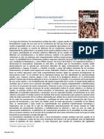 Manuel Castells - Redes de Indignación y Esperanza