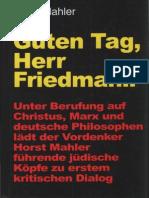 Guten Tag Herr Friedmann - Horst Mahler.pdf