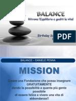 Balance - Ritrova l'Equilibrio
