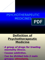 Psycho Therapeutic Drugs 2007