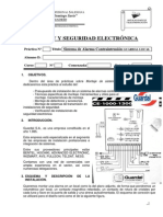 P.7.Sistema de alarmas contraintrusi�n GUARDAL LOCAL