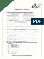 Func. Lingua - Funcoes Sintaticas Exerc. (Blog12 12-13)