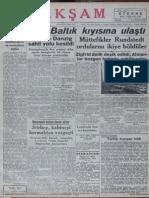 32395 akşam gazetesi