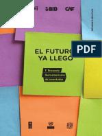 PNUD_Encuesta Iberoamericana de Juventudes_ El Futuro Ya Llego_Julio2013