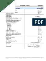 Siemens Surge Arrester Technical Datasheet
