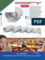 Catalogo Tecnico Extractor de Airde