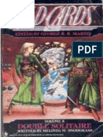 George R R Martin - [Wild Cards 10] - Double Solitaire (Epub)