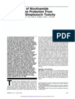 1988_mechanisms of Nicotinamide and Thymidine Protection From Alloxan and STZ Toxicity