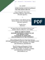 Howard U Law School Clinic Amicus Brief