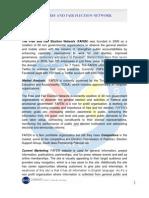 FAFEN PreCampaign Report