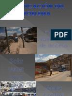 Presentacion Del Terminal Terrestre Del Cusco