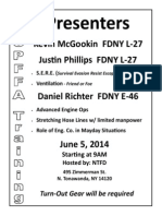 June 5 Training Flyer
