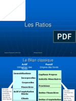 Les Ratios Financiers