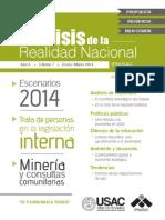 Revista Especial Análisis de la Realidad Nacional No. 7