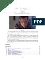 2001.a False Flag Odyssey