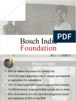 Bosch India Foundation 2013