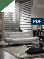Furniture - Natuzzi Catalogue 2013